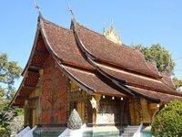 Wat Xieng Thong: el templo más espléndido de Luang Prabang