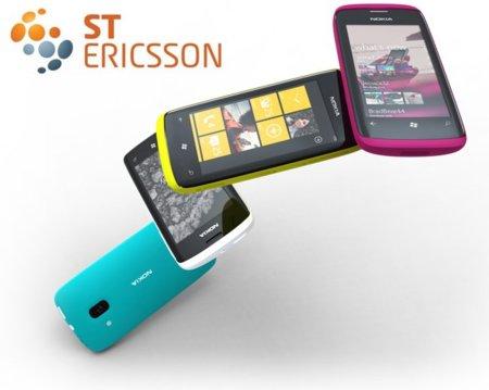 Los Windows Phones de Nokia tendrán corazón ST-Ericsson