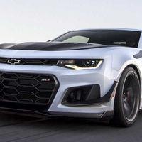 Chevrolet quiere que el Camaro acelere más rápido que el Demon y que haga mejor tiempo que un Viper en Nürburgring