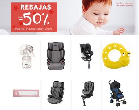Hasta 50% de descuento en Toys 'r us en su sección para bebés y mamás