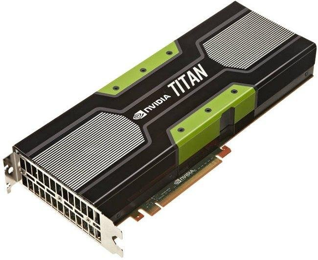 NVidia Titan