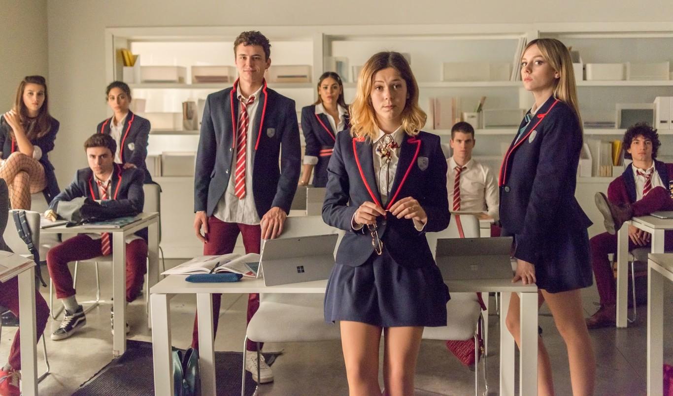 élite Temporada 2 2019 Netflix Igual De Adictiva Y Entretenida Que La Primera
