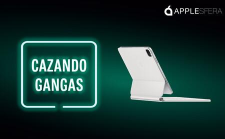 """Sé más productivo con tu iPad Pro de 11"""" y el Magic Keyboard, iMac con chip M1 a precio mínimo histórico y más: Cazando Gangas"""