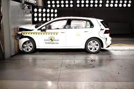 Volkswagen Golf 8 Obtiene 5 Estrellas En Euro Ncap 4