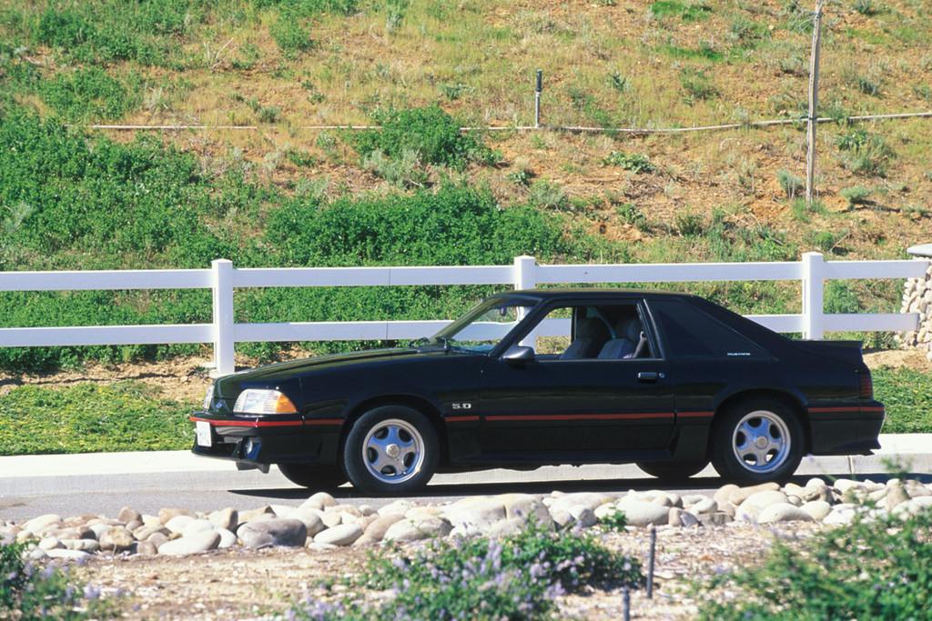 Foto de Ford Mustang: generación 1979-1993 (31/39)