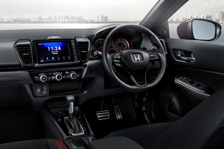 Honda City Hatchback 2021 Mexico 10