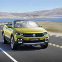 Volkswagen T-Cross Breeze Concept, aquí huele a un alemán anti-Juke