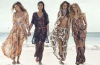 Póker de top models en la campaña de verano de H&M