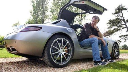 Jeremy Clarkson Mercedes-Benz SLS AMG