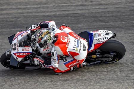 Danilo Petrucci Pramac Racing Ducati Motogp 2016