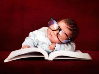 Lo que puede ver un bebé de 5 meses que tú no puedes