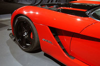 Fotos en vivo del Dodge Viper SRT10 ACR en el salón de Los Ángeles