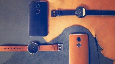 Motorola trae ofertas para consentir a papá