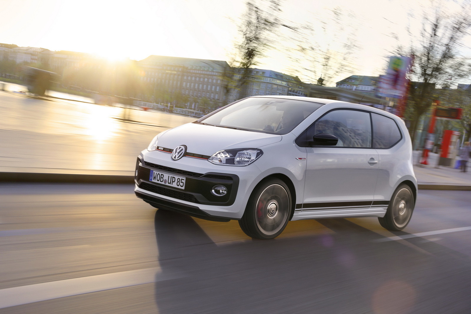 Foto de Volkswagen Up! GTI (6/17)