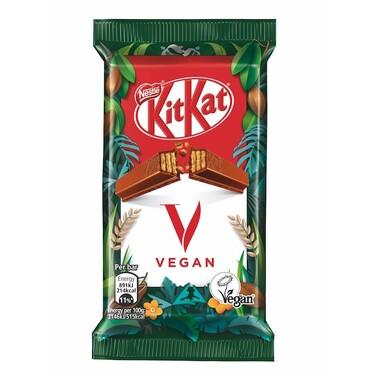 Ahora el chocolate de Nestlé será vegano: KitKat V cambia la leche por una fórmula a base de arroz