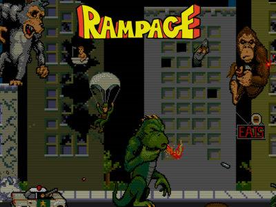 Dwayne Johnson luchará contra monstruos gigantes en la adaptación del videojuego 'Rampage'