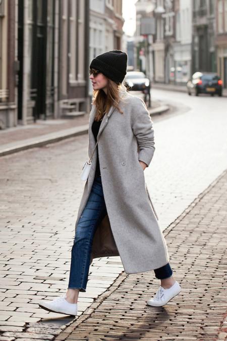Los vaqueros piden looks de calle como estos: sencillos pero con estilo