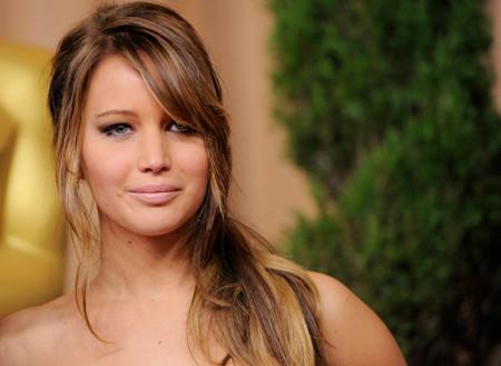 La evolución del look de Jennifer Lawrence