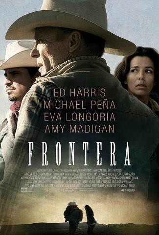 'Frontera' con Ed Harris, tráiler y cartel
