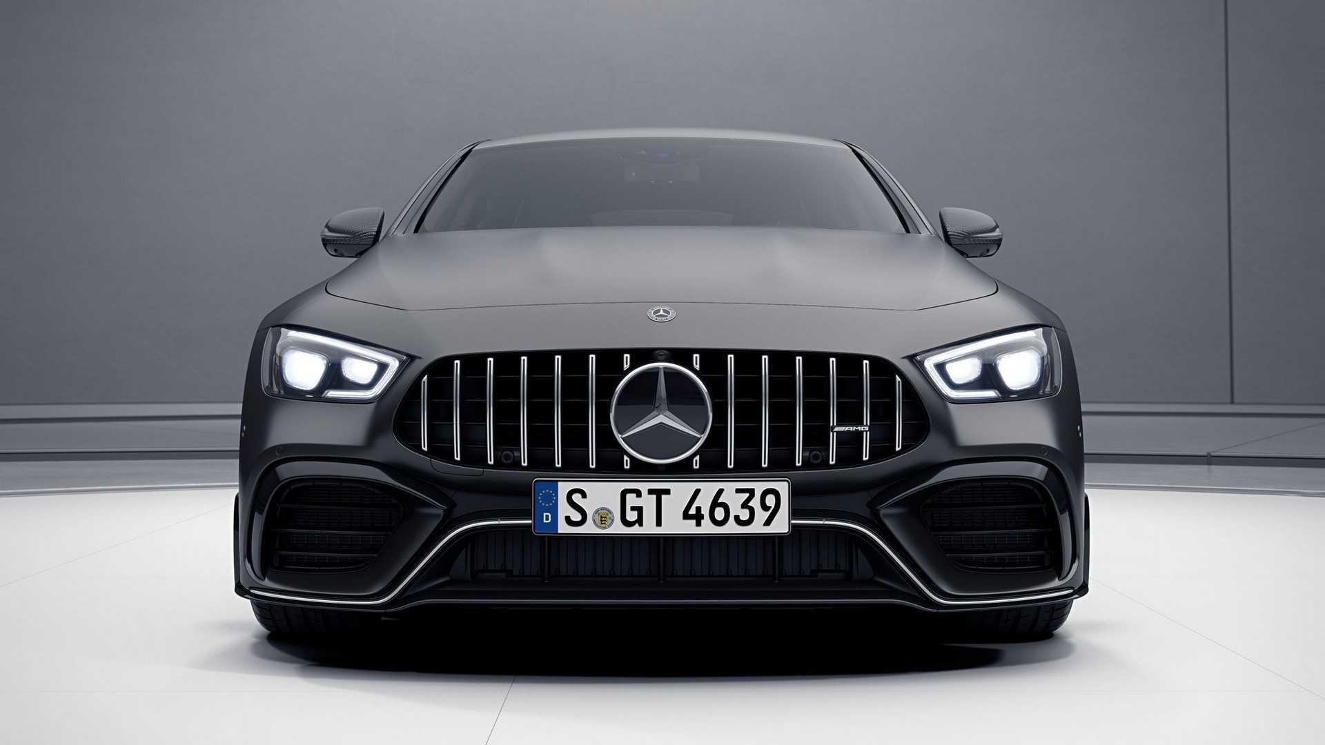 Foto de Mercedes-AMG GT 63 S 4 Puertas Coupé paquete Aero (1/6)