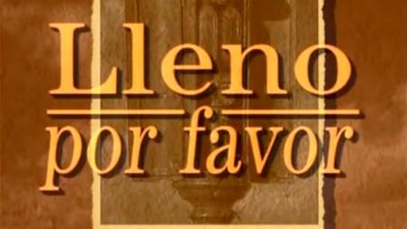 'Lleno, por favor', Nostalgia TV