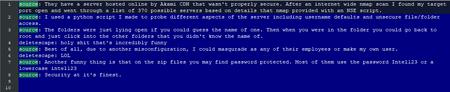 Intel Hacker