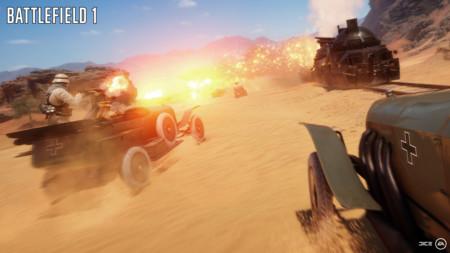 Las muertes más espectaculares de la beta de Battlefield 1 en formato GIF