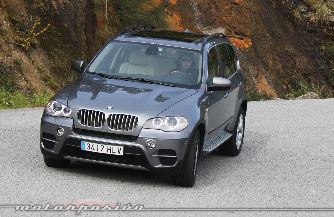 Foto de BMW X5 4.0d xDrive (prueba) (44/48)