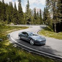 Adiós V12 atmosférico del Aston Martin Rapide, hola versión eléctrica