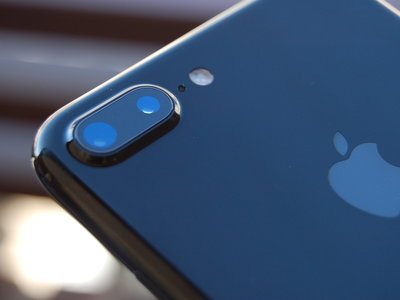 iPhone 7 Plus jet black, cuatro meses después