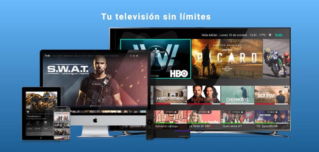 Probamos Tivify en Android TV: una genial forma de ver la TDT, películas y series