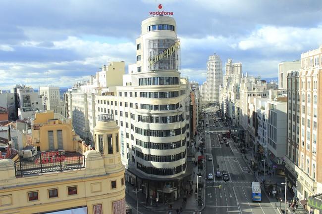 La Gran Via De Madrid Se Transformara A Partir Del Otono De 2018