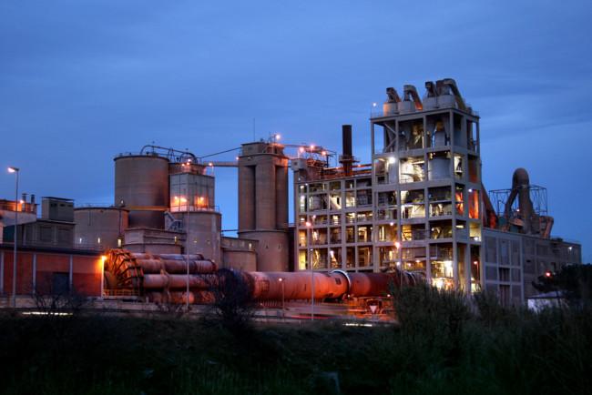 Se consigue fabricar cemento a partir de dióxido de carbono
