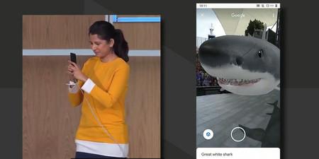 Realidad aumentada en Android, directa desde el buscador