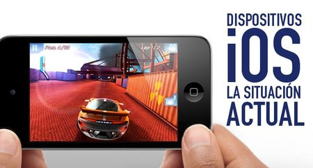 Dispositivos iOS con la llegada del nuevo iPhone 4S. La situación actual para los jugones