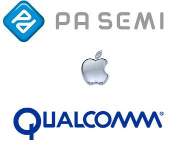 PA Semi Apple Qualcomm