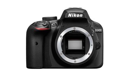 Nikon D3400: en eBay, tienes sólo el cuerpo por 303 euros