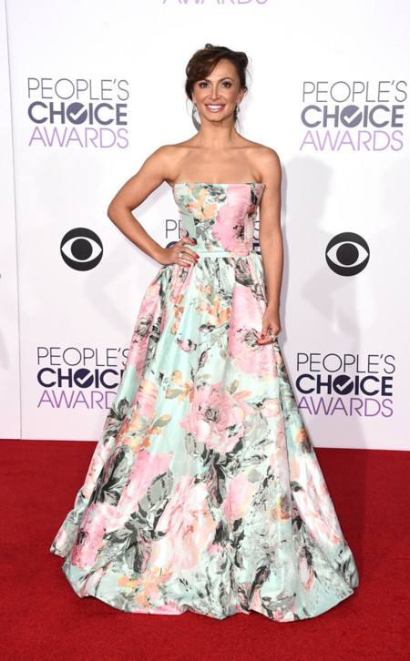 Karina Smirnoff Peoples Choice Awards 2014