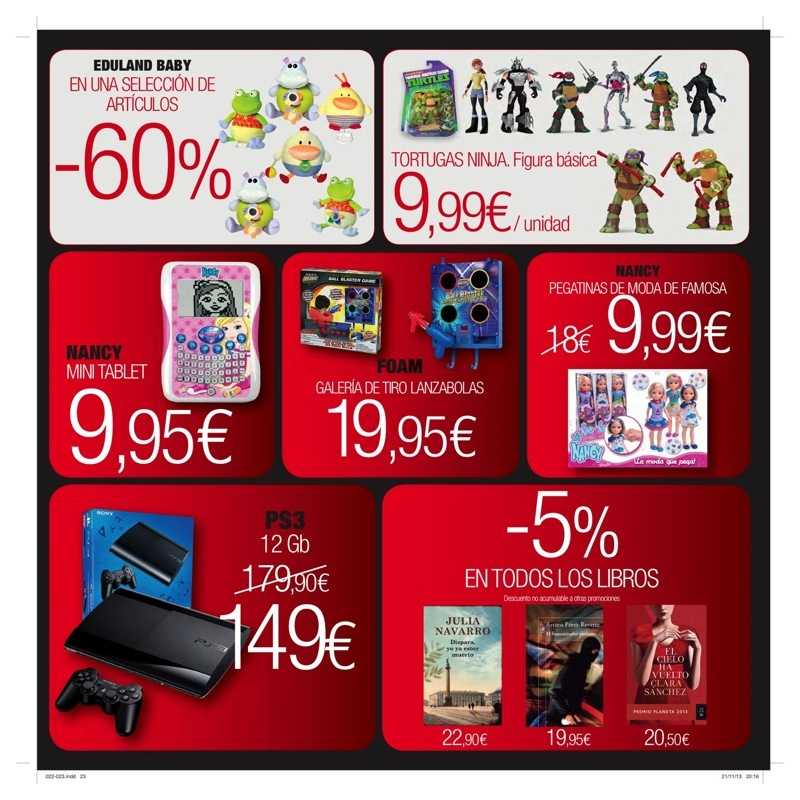 Foto de El Corte Inglés Black Friday (1/3)
