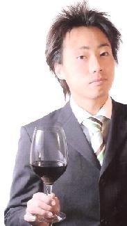 Un exótico sumiller, Hiroshi Kobayashi
