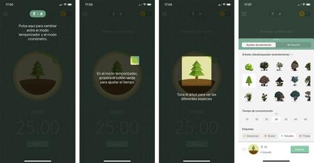 Forest App Productividad Para El Movil