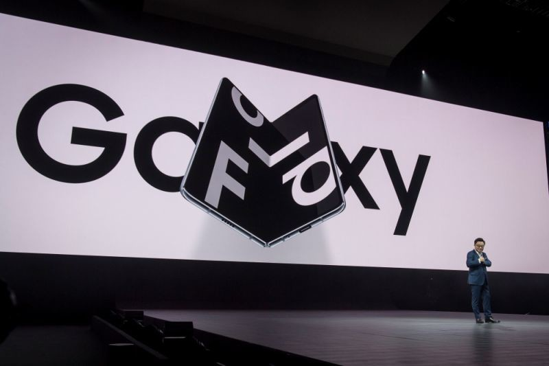It's official: the Samsung Galaxy Fold is the most expensive mobile phone since 1996