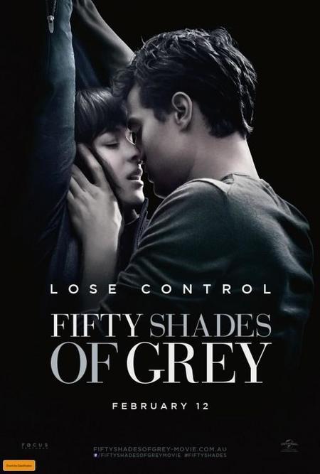 Último cartel de Cincuenta Sombras de Grey