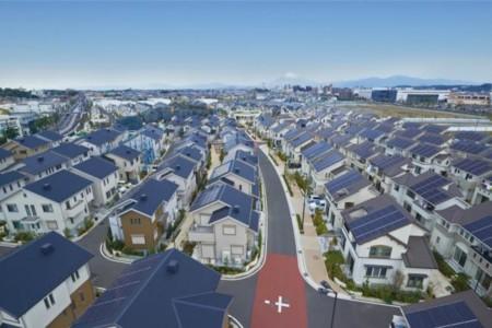 Esta ciudad ha sido creada para ser sostenible durante 100 años