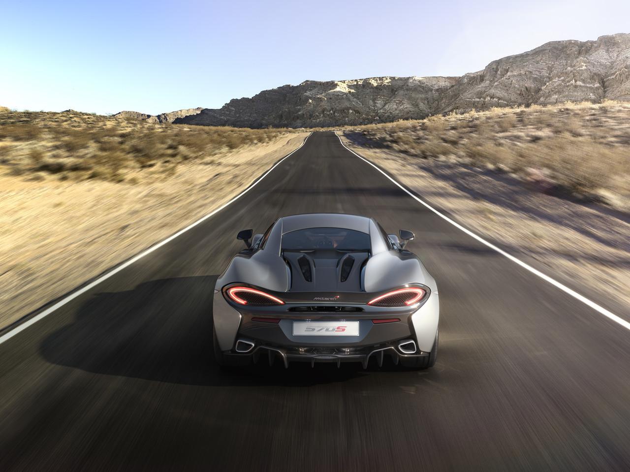 Foto de McLaren 570S Coupé (6/30)