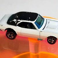 Esta réplica a escala de un Chevrolet Camaro 67 te costará más que un Camaro ZL1 nuevo