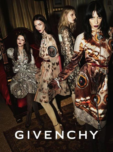 Givenchy Fall Winter 2014 2015 Campaign Mert Marcus 1