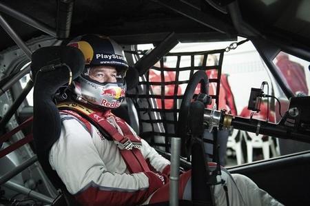 """Sébastien Loeb, cauto pero con ganas: """"voy a dar lo mejor de mí mismo para ganar"""""""