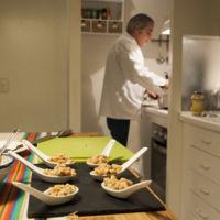 Las vacaciones son para descansar y si quieres hacer una fiesta, Take a Chef cocina por ti