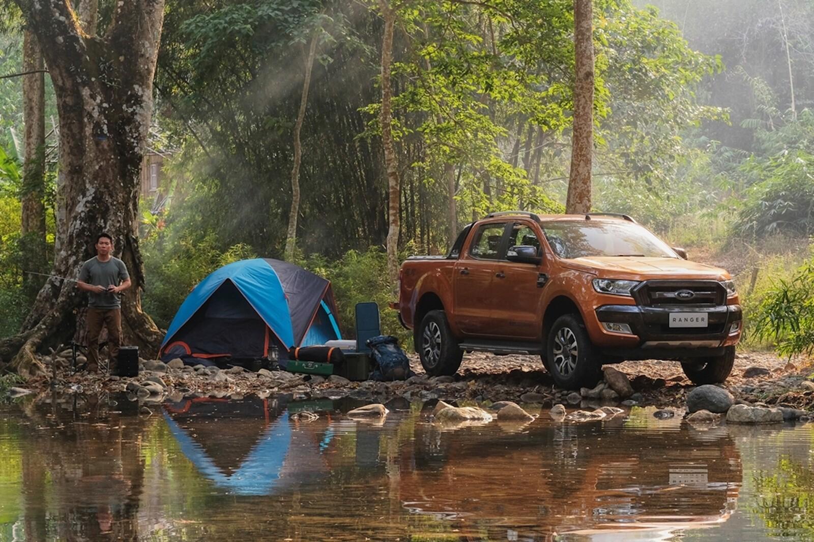 Foto de Ford Ranger Wildtrak 2021 (5/10)